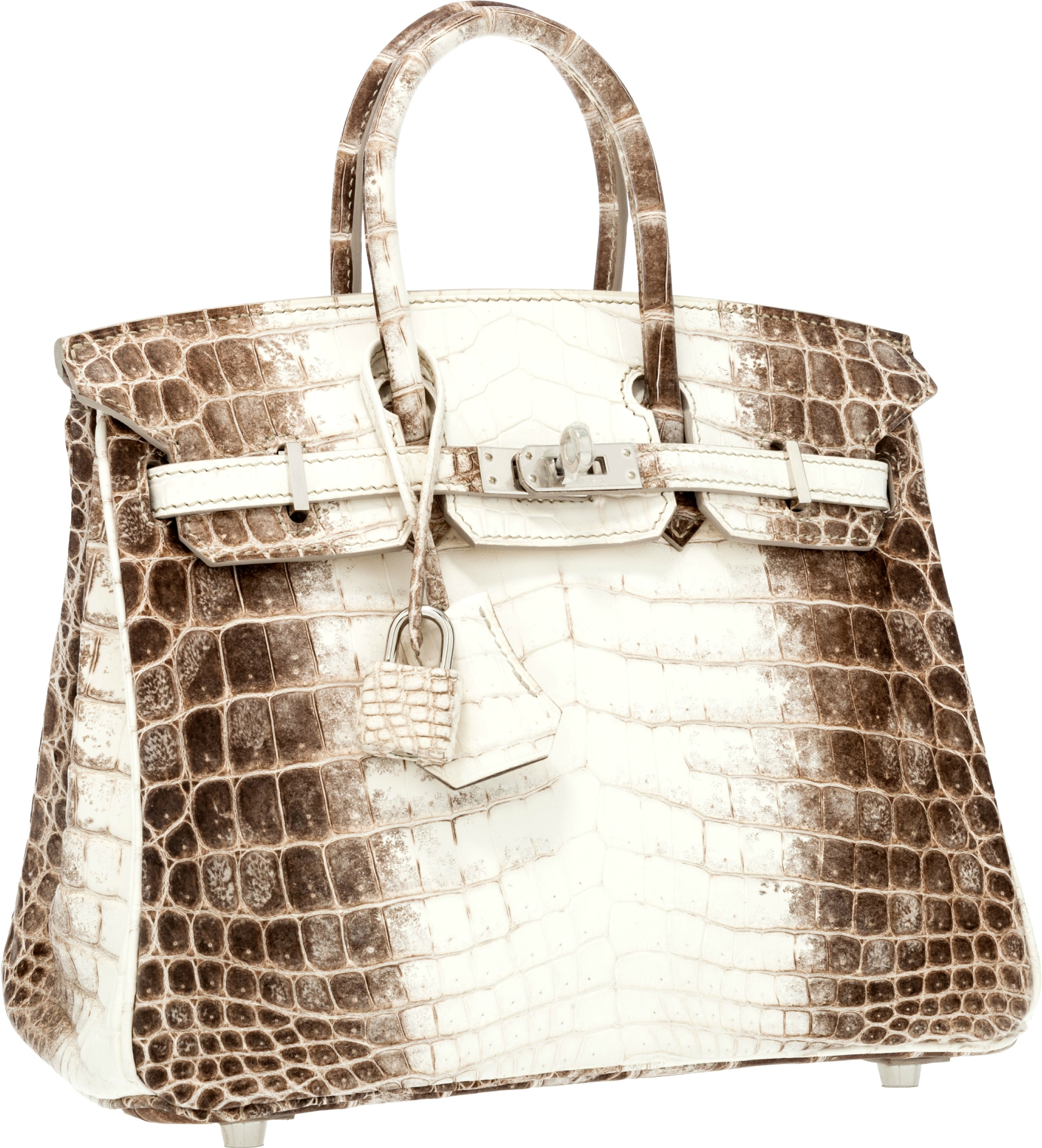 3a95b3c8df6c Replica Hermès Birkin Himalayan crocodile bag review - Popular ...